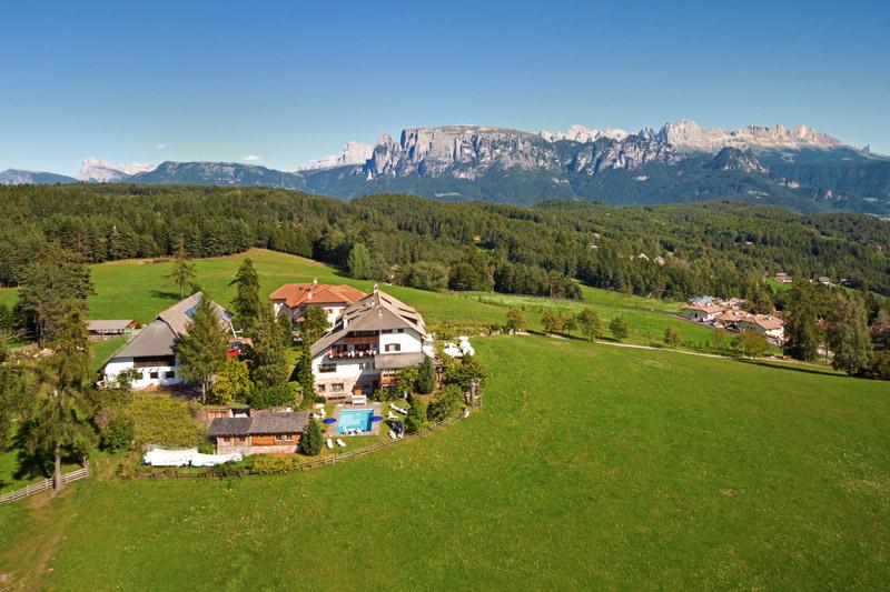 Sommerurlaub im Hotel Naturidylle Geyrerhof