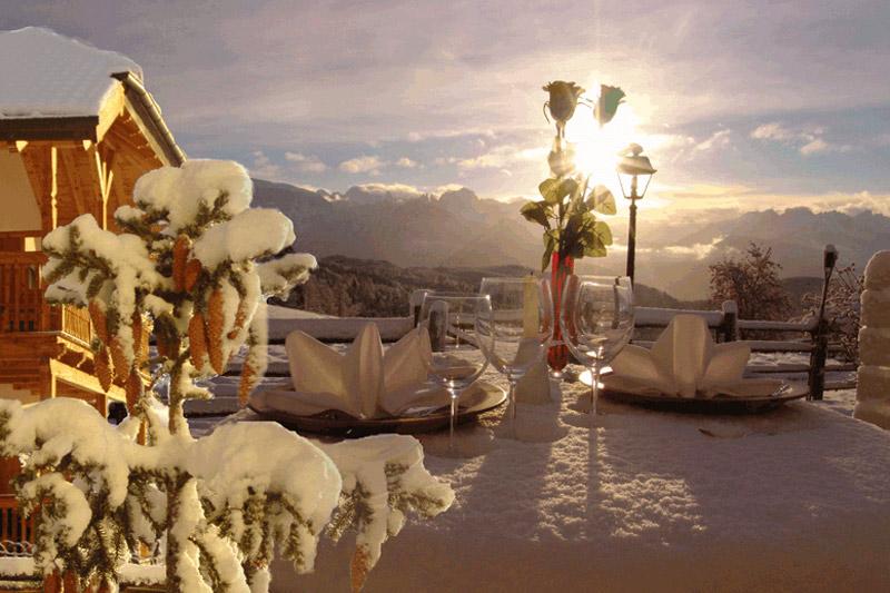 Winterurlaub im Hotel Naturidylle Geyrerhof