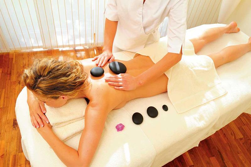 Massagen und Beautyanwendungen