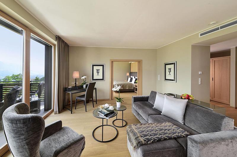 Suite Luxus für Zwei