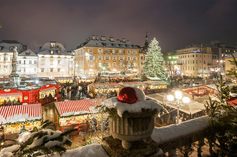 Weihnachten in Südtirol