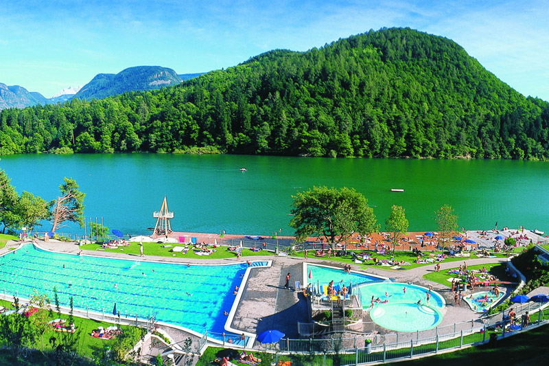 Ausflugsziel Montiggler See