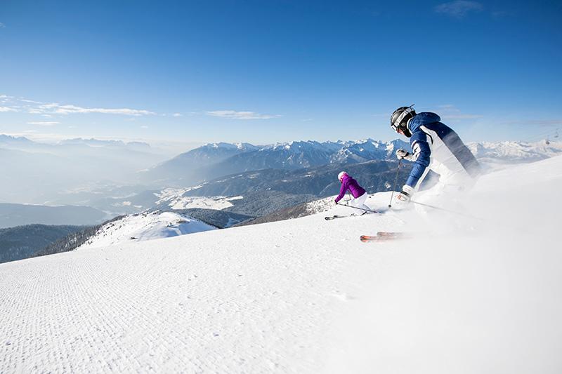 Skifahren in der Ferienregion Meransen/ Gitschberg