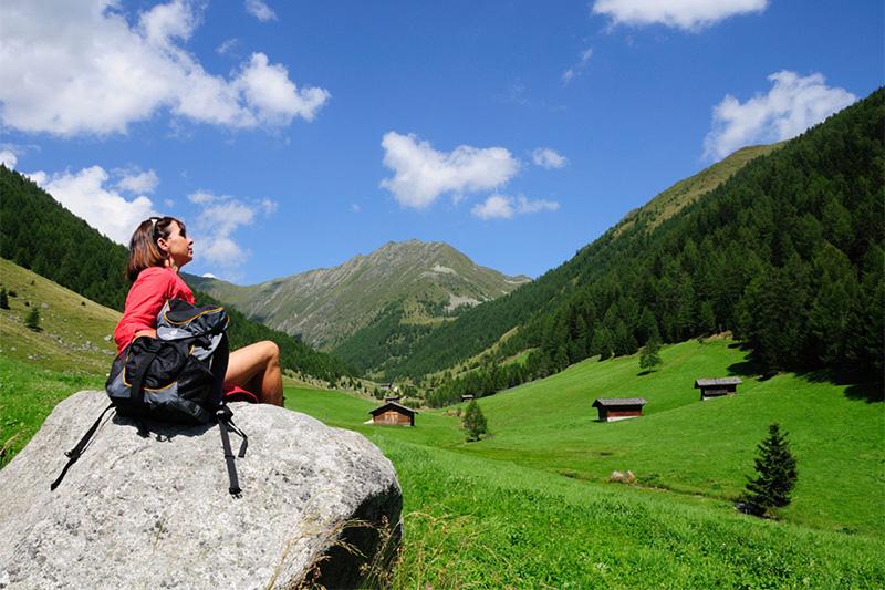 Wanderurlaub im Pustertal