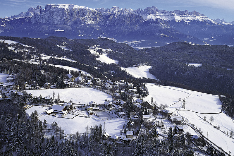 Winterurlaub in Ritten