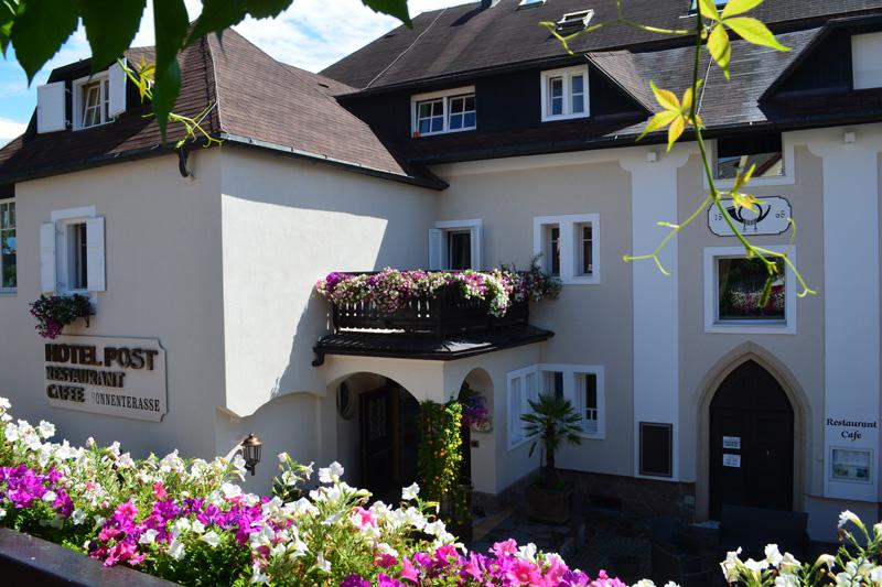 Sommerurlaub im Hotel Post Victoria in Ritten
