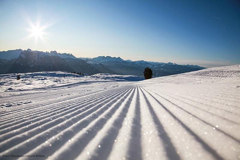 Winterlandschaft Ritten