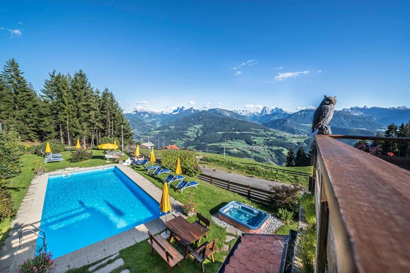 Ein Traumplatz in Südtirol