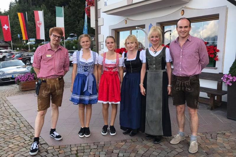 Liebe Grüße vom Sambergerhof-Team