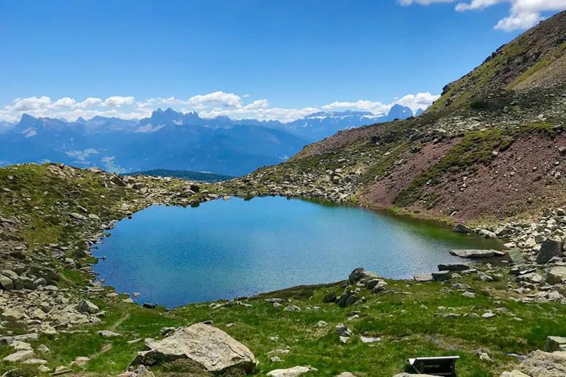 Die Natur ist die beste Medizin - der Totensee auf 2200m Höhe