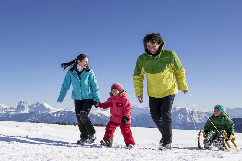 Familienurlaub in VillandersSambergerhof-familie