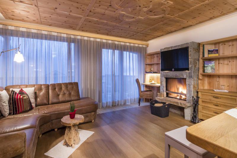 Wellness Suite Alma 90m² im Wellnesshotel Lüsnerhof in Südtirol