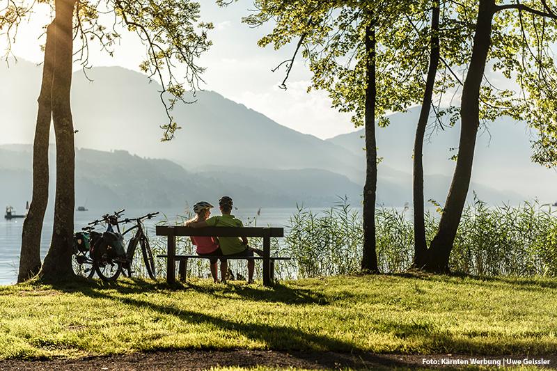 Radfahren in Kärnten ist... biken rund um den Millstätter See