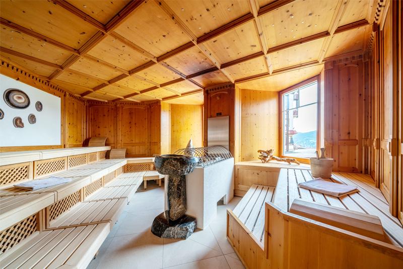 Alexanderhof-Sauna