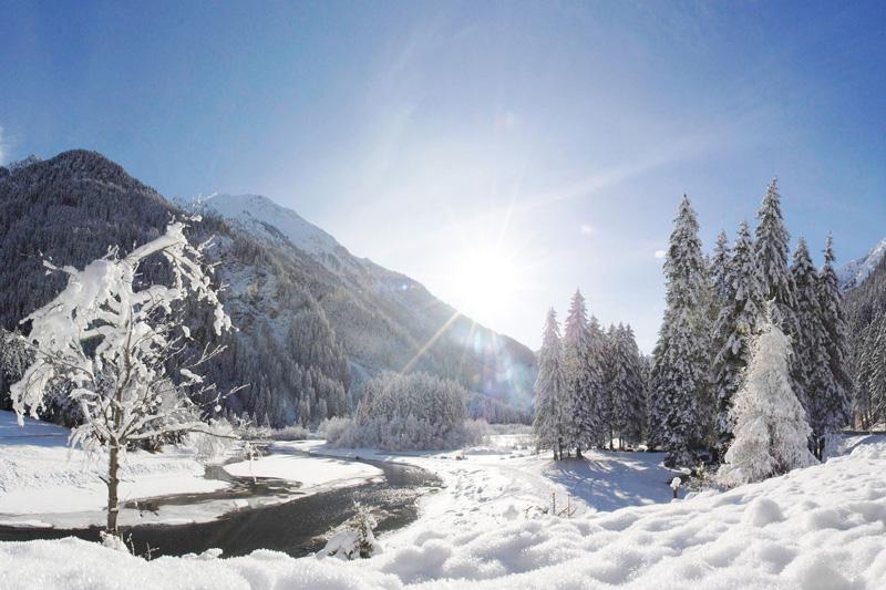 Winterurlaub im Gschnitztal in Tirol