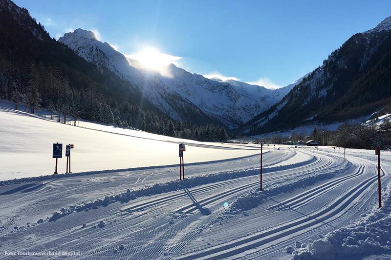 Die schönsten Loipen in der Umgebung von Innsbruck