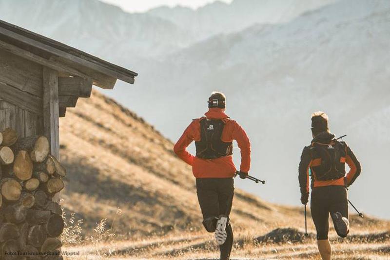 Berglauf - Trailrunning im Wipptal