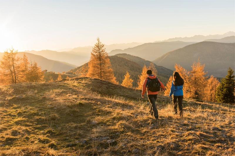 Herbstwandern in den Nockbergen