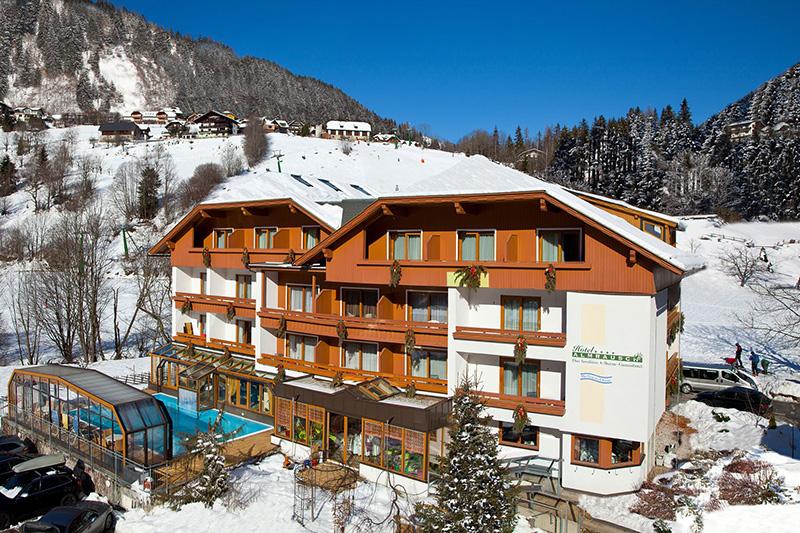 Hotel Almrausch im Bad Kleinkirchheim