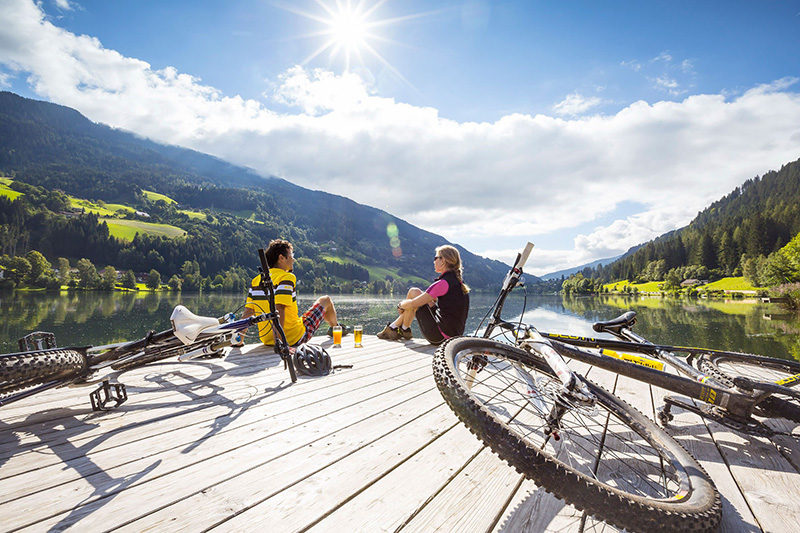 Mountainbiken in Kärnten