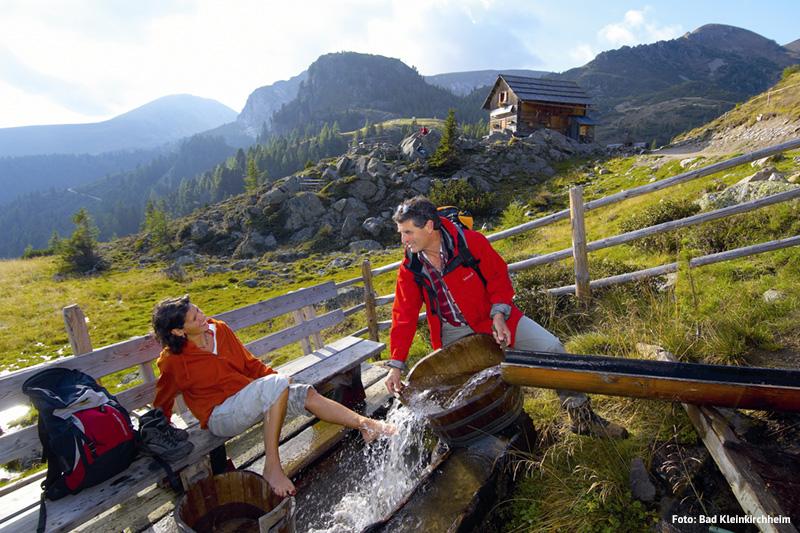 Speikwanderung in den Nockbergen (Kärnten)