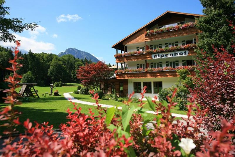 Alm- und Wellnesshotel in Berchtesgaden