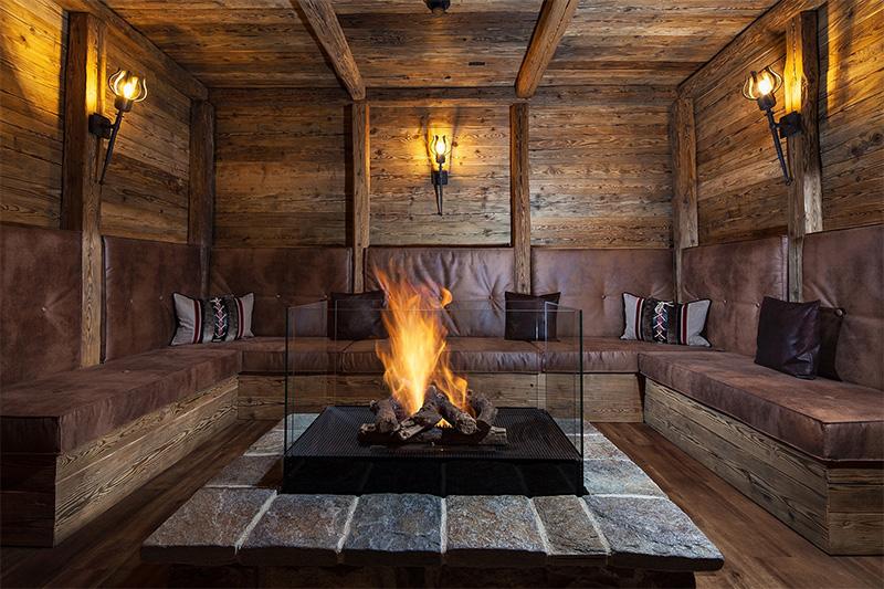 Entspannen, Genießen, Abschalten in der Spa-Lounge