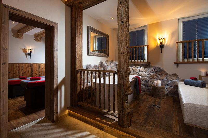 Entspannen im Alpenhof Day-Spa