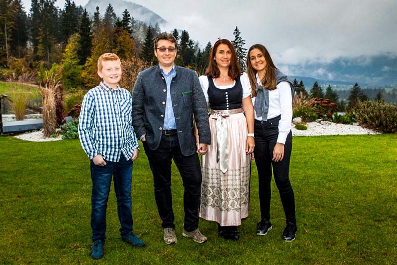 Deine Gastgeber Familie Zapletal