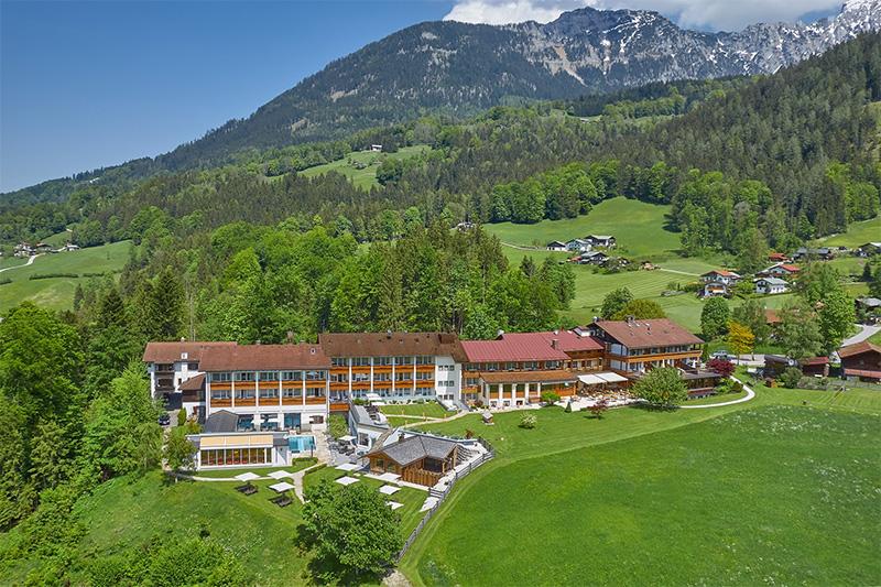 Sommerurlaub im Alm- & Wellnesshotel Alpenhof im Berchtesgadener Land