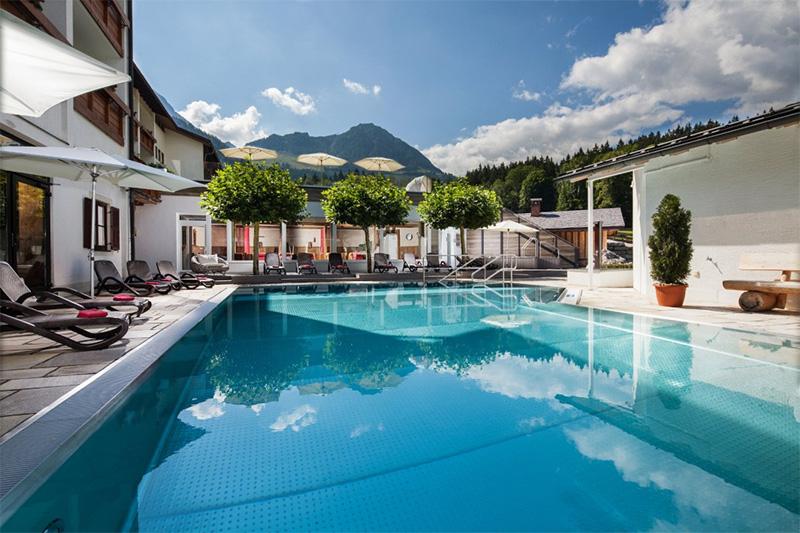 Wellnessurlaub im Alpenhof im Berchtesgadener Land