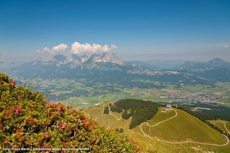 Horn-Gipfel-Höhenweg - attraktive Panorama-Wanderwege