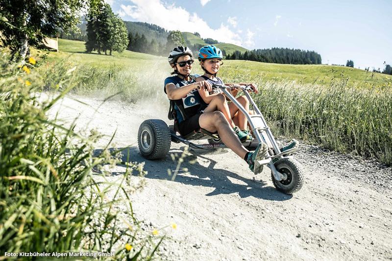 Mountaincart - Spaßfaktor garantiert!
