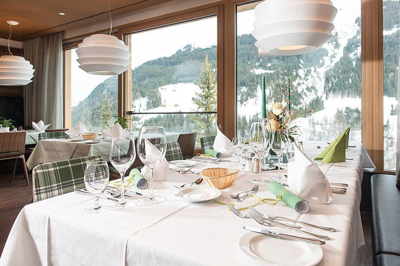 Restaurant im Alphotel