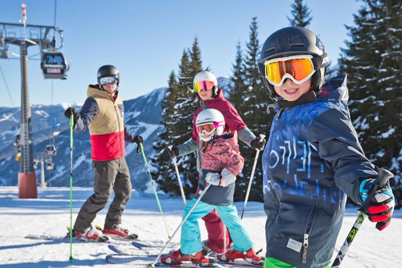 Skispaß bis vor die Haustür