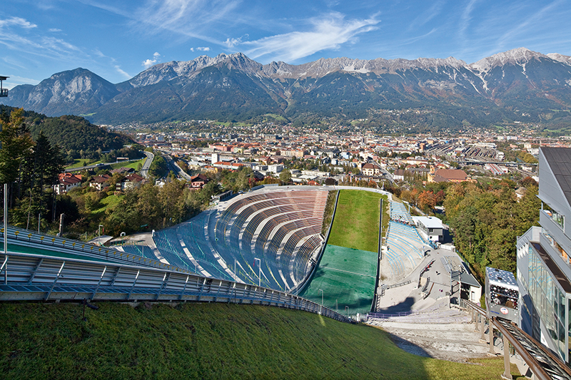 Ferienregion Innsbruck