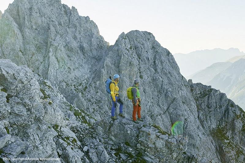 Bergsteigen in Innsbruck