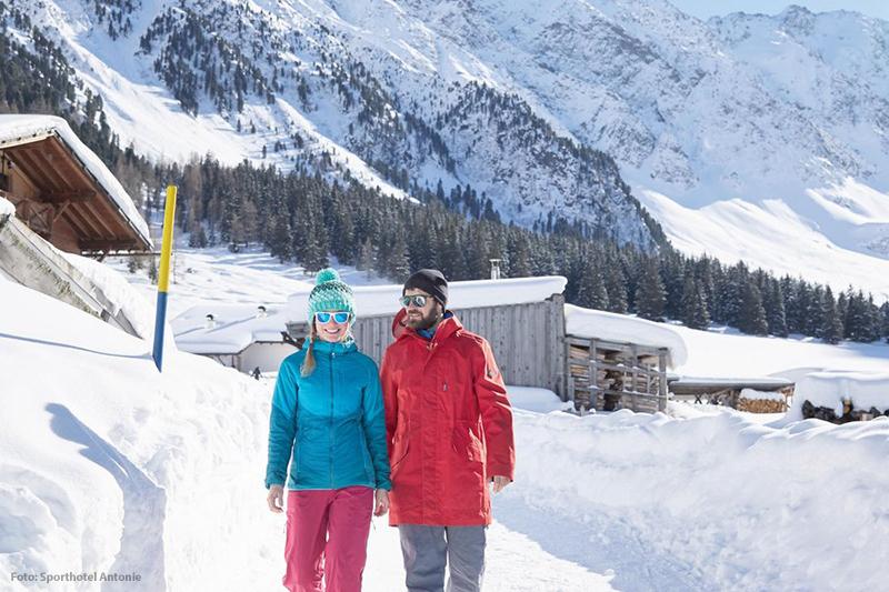 Winterwandern in der Ferienregion Innsbruck