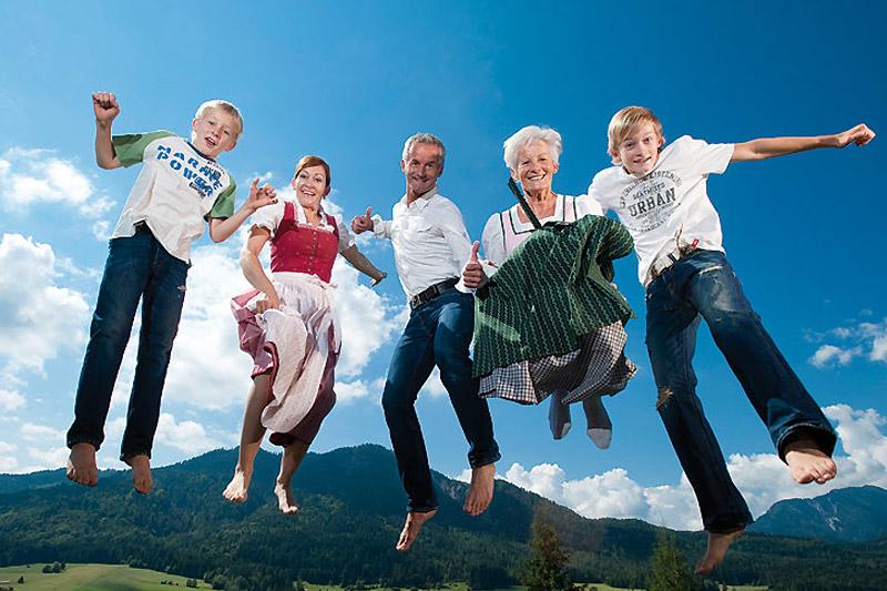 Ihre Gastgeber Familie Schwarzenbacher