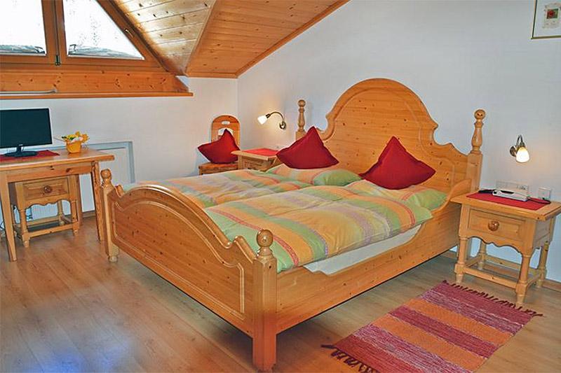 Zimmer für 2-3 Personen - Bacherhof