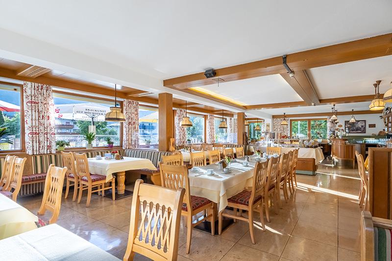 In den beiden Restaurants gibt es Platz für je 80 und 50 Personen.