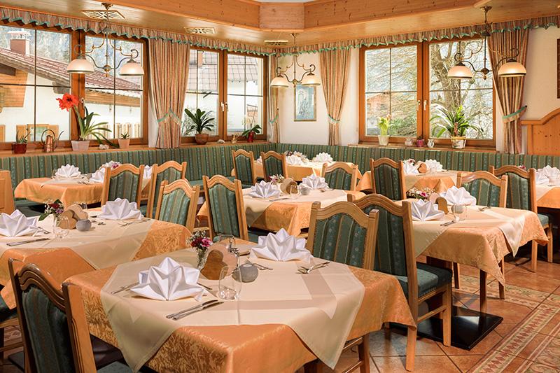 Auf den Tellern im Bären gibt's ein Stück Tiroler Küche, aber auch andere Gerichte der typisch Österreichischen Küche sowie internationale Spezialitäten