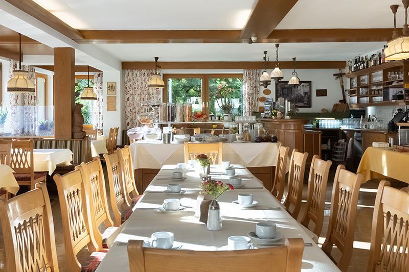 Der Gasthof Bären bietet seinen Gästen 2 Restaurants und 2 Bars