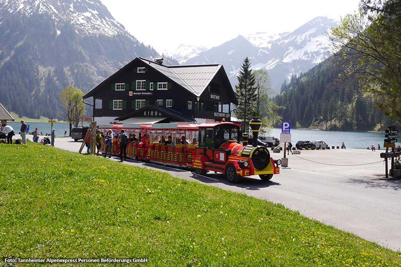 Bergheim-Alpenexpress