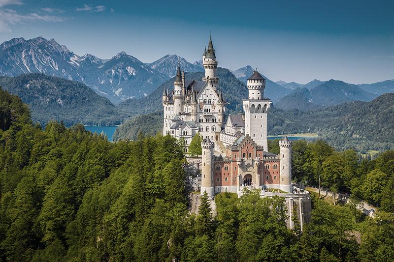 Ausflugsziel Schloss Neuschwanstein