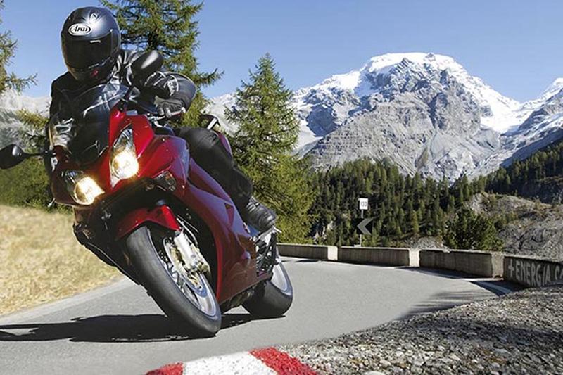 Motorradurlaub im Tannheimer Tal