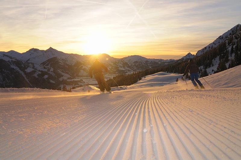Skiurlaub im Tannheimer Tal