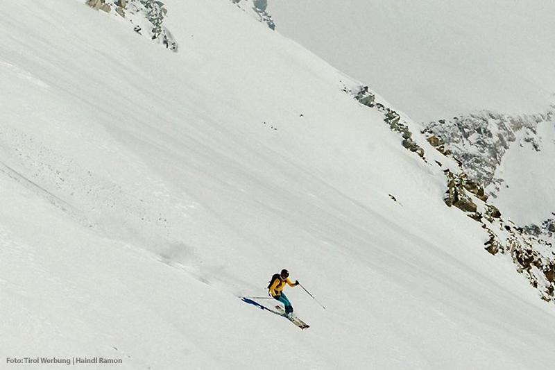 Skifahren und Snowboarden in Tirol