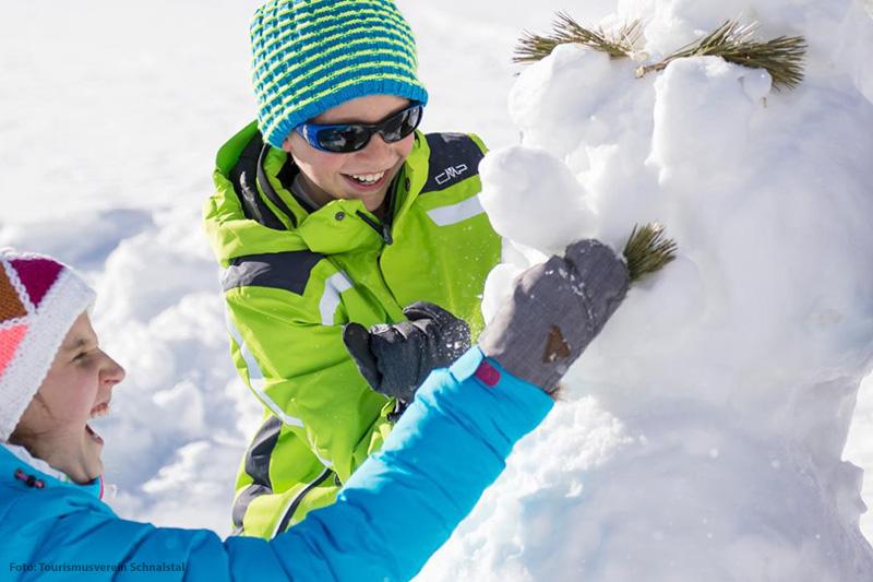 Ein gelungener Skitag im Schnalstal