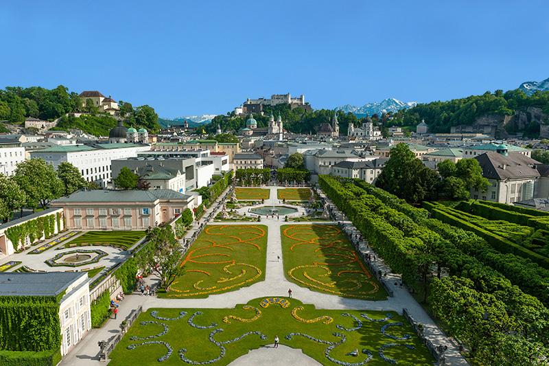 Ausflug nach Salzburg